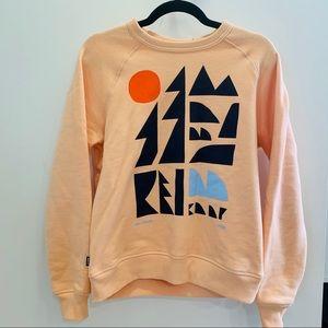 NWOT REI Co-op Dreaming Fleece Crewneck Sweatshirt